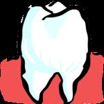 Prześliczne zdrowe zęby również olśniewający cudny uśmieszek to powód do dumy.